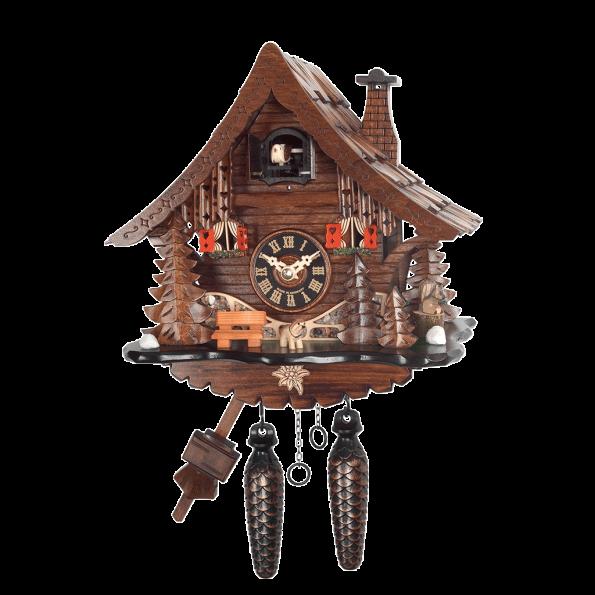 Black-Forest chalet Quartz-cuckoo clock 471QM