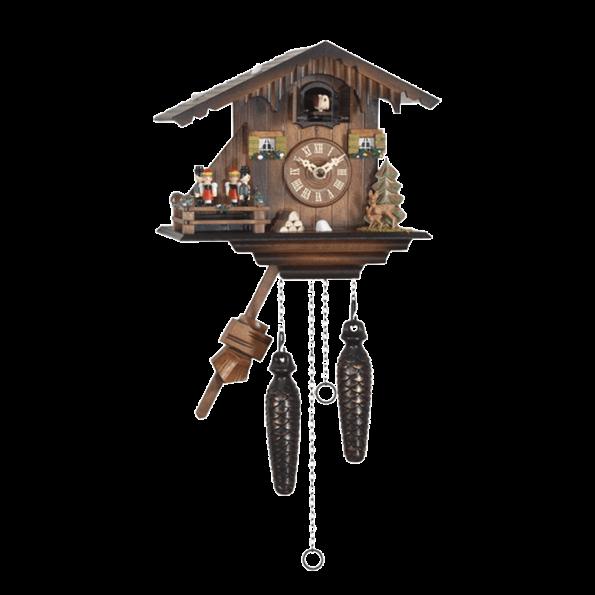 Heidi's Chalet Cuckoo Clock 424QMT