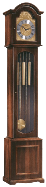 Classic Hermle Floor Clock