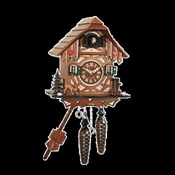 1 Day Mechanical Cuckoo Clock 413