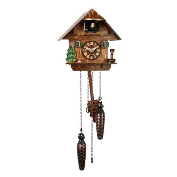 Quartz Cuckoo Clock 417QM