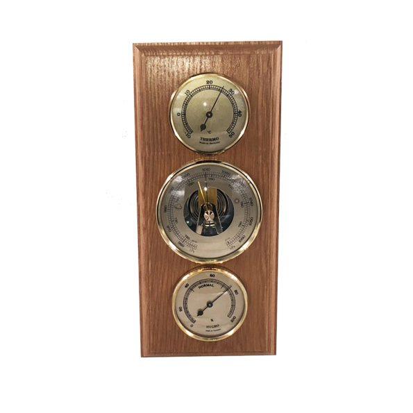 wooden Weatherstation 203229