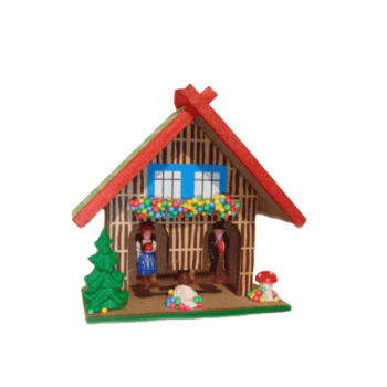 Weather House SKU10