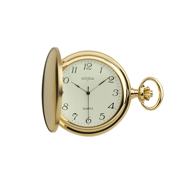 Adora Quartz Pocket Watch