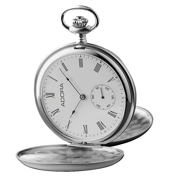 Adora Mechanical Pocket Watch