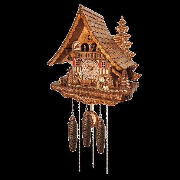 Quartz Black-forest house 499QMT