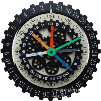 Gear Clocks