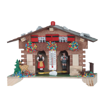 Black-forest Weather house SKU80