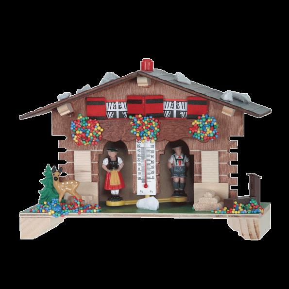 Black-forest Weather house SKU80